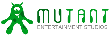 Mutant Entertainment Studios Logo