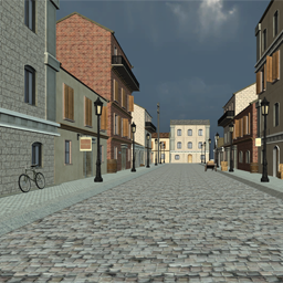 WW2 French Village Asset Pack